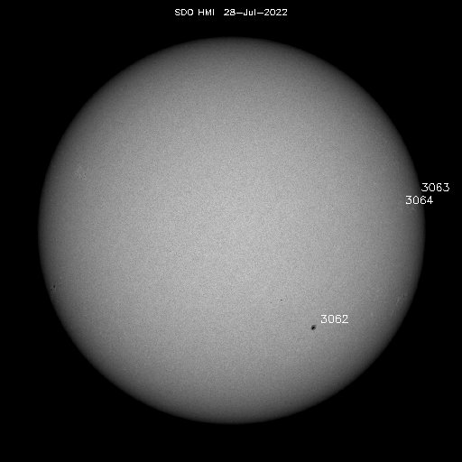 Sunspots Image